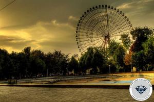 بزرگترین شهره بازی مشهد